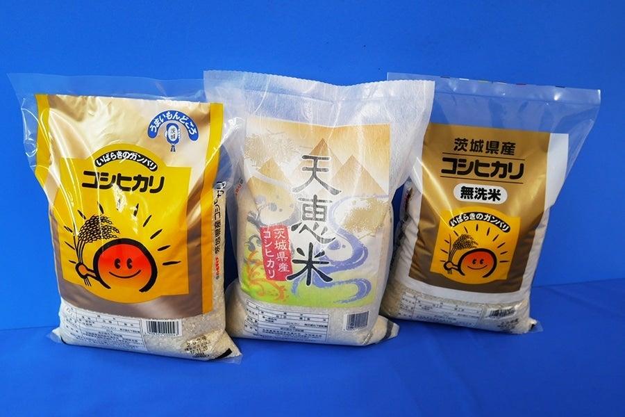 29年産米 お米三種食べ比べCセット 約6kg