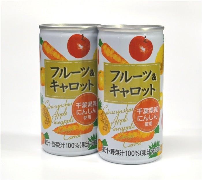 フルーツ&キャロットジュース (190g×30缶)