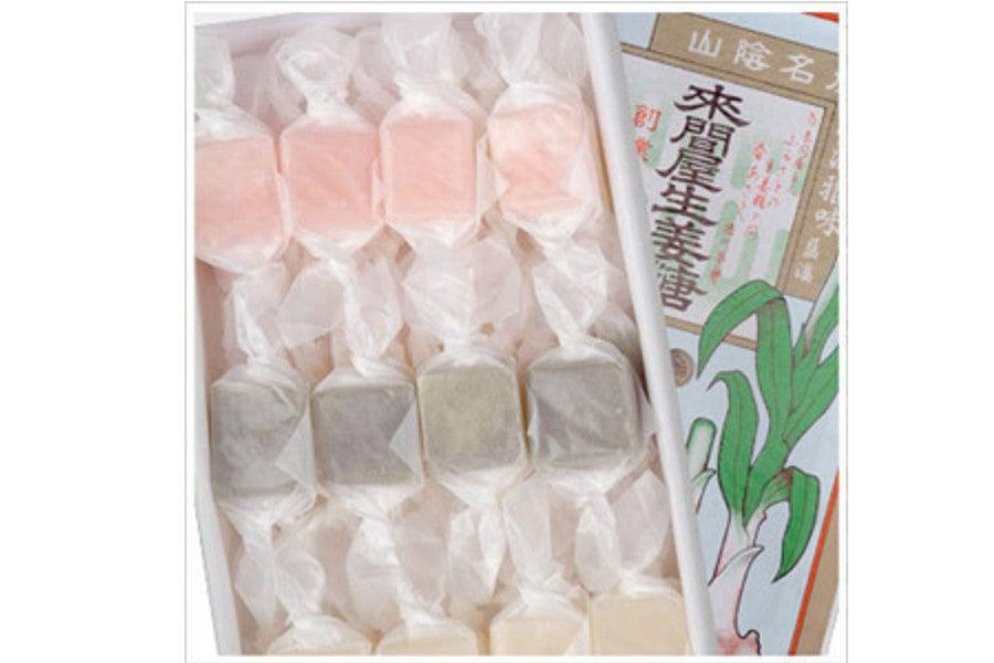 生姜糖 (ひと口サイズ43個入り)
