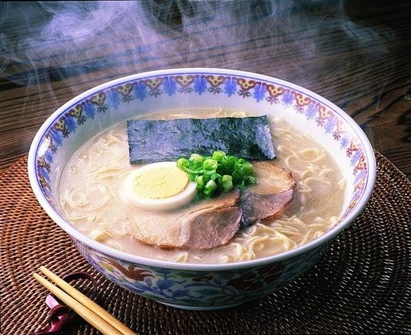 【ラーメン専用小麦で勝負!】 ラー麦ラーメン