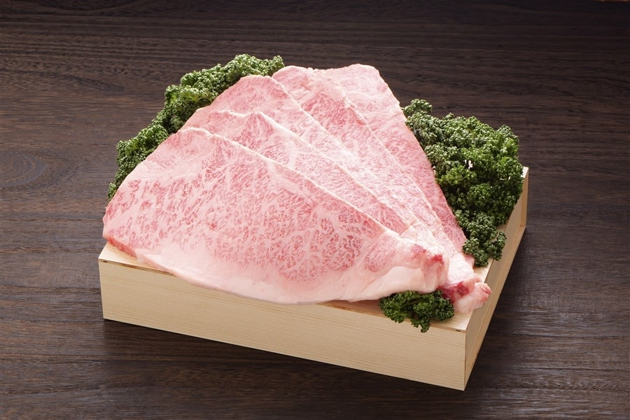 <産地直送JAタウン> 【佐賀牛】ロースステーキ 約200g×5枚画像