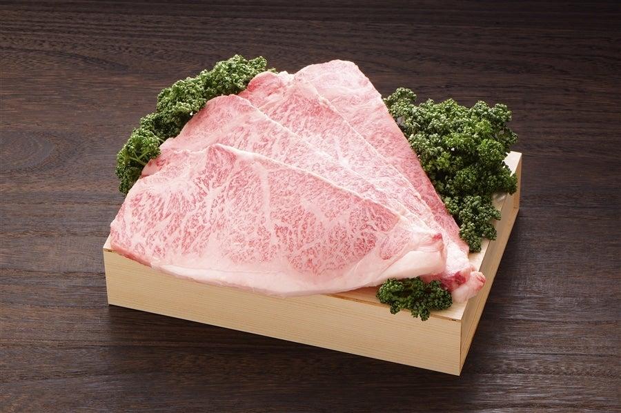 <産地直送JAタウン> 【佐賀牛】ロースステーキ 約200g×4枚画像