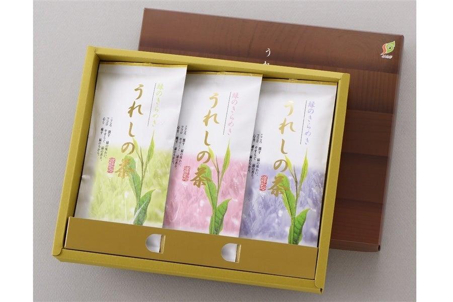 「<産地直送JAタウン> 銘茶 うれしの茶(CG−30A)」
