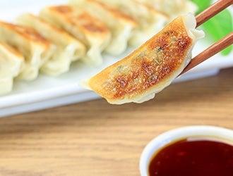 餃子・冷凍食品