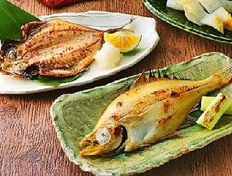 干物・粕漬・糠漬・塩魚・醤油漬