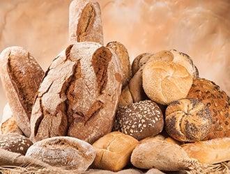 パン、シリアルなど