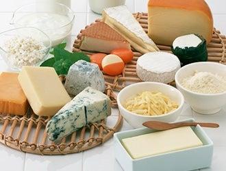 チーズ・バター・乳製品